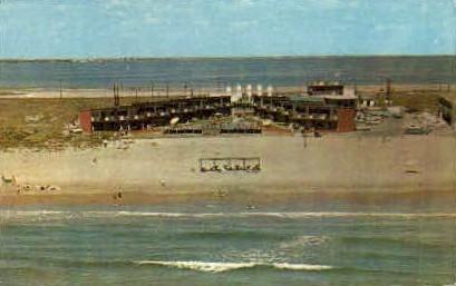 Sandy Retreat Resort - Brownsville, Texas TX Postcard