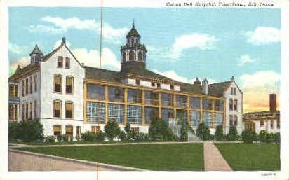 Cotton Bell Hospital - Texarkana, Texas TX Postcard