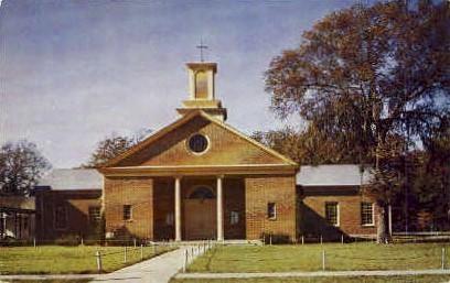 St. Peter Apostle Church - Houston, Texas TX Postcard