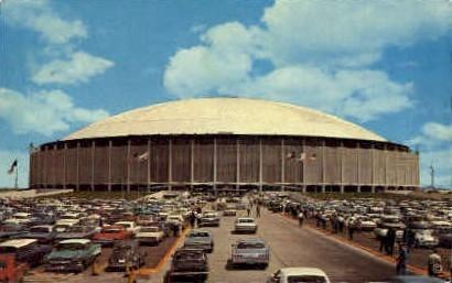 Astrodome - Houston, Texas TX Postcard