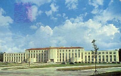 Baylor University - Houston, Texas TX Postcard