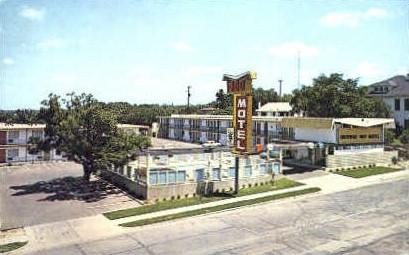 Imperial 400 Motor Inn - Austin, Texas TX Postcard
