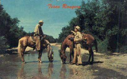 Texas Rangers - Misc Postcard
