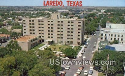 Laredo, Texas      ;     Laredo, TX Postcard