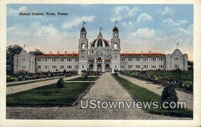 Cotton Palace - Waco, Texas TX Postcard