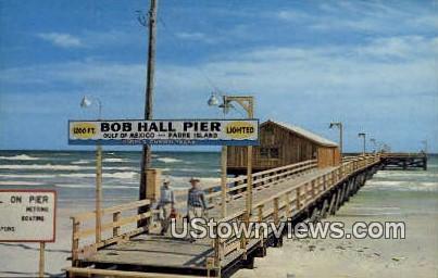 new Bob Hall Pier - Misc, Texas TX Postcard