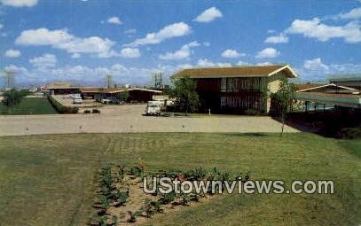 Tejas Motor Hotel - San Angelo, Texas TX Postcard