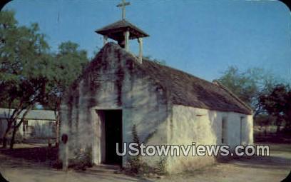 Lower Rio Grande Valley - Mission, Texas TX Postcard