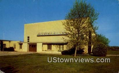 Brothers Residence - Austin, Texas TX Postcard