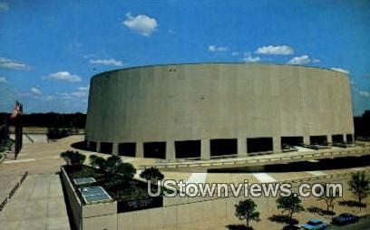 Frank C Erwin Jr., University of Texas - Austin Postcard