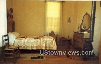 Lyndon B Johnson National Historic Site - Johnson City, Texas TX Postcard