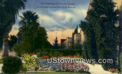 Gardens of Corpus Christi - Texas TX Postcard