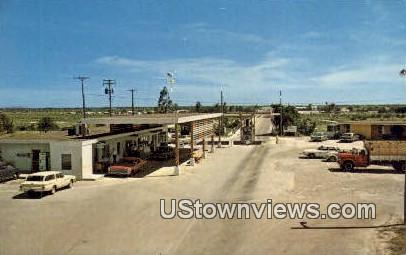 Progresso International Bridge - Texas TX Postcard