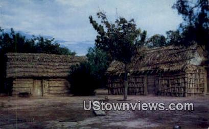 Palm Leaves - Misc, Texas TX Postcard