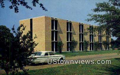 Tyler Hall - Longview, Texas TX Postcard