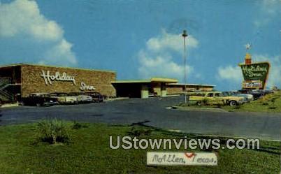 Holiday Inn - McAllen, Texas TX Postcard