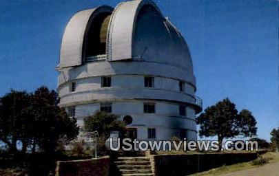 University of Texas - Alpine Postcard