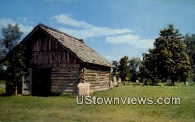 Pilgrim Church - Elkhart, Texas TX Postcard