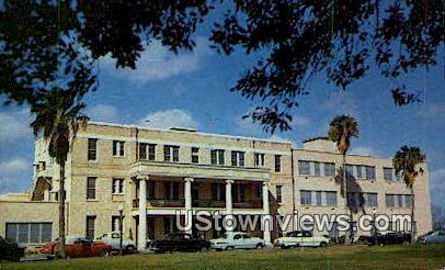 Sisters of Mercy - Brownsville, Texas TX Postcard