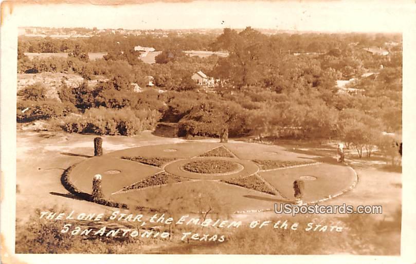 Lone Star - San Antonio, Texas TX Postcard
