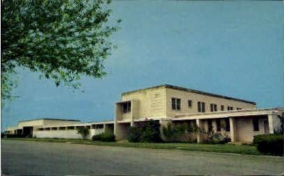 San Juan Catholic Church - Texas TX Postcard