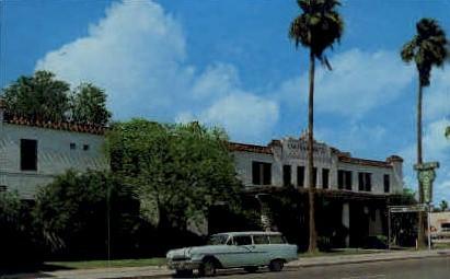 Old San Juan Hotel - Texas TX Postcard