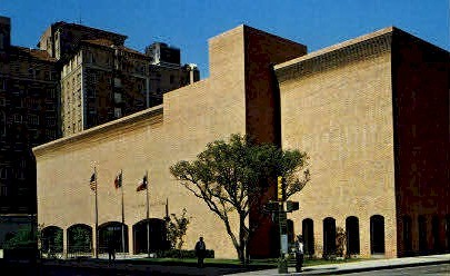 Main Library - San Antonio, Texas TX Postcard