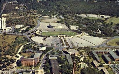 Alamo Stadium - San Antonio, Texas TX Postcard
