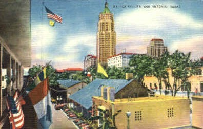 La Villita - San Antonio, Texas TX Postcard