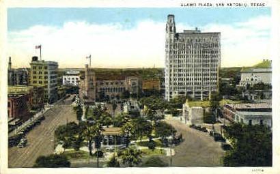 San Antonio, Texas, TX Postcard