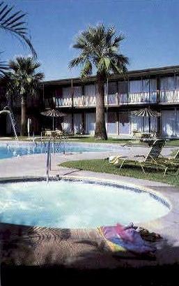 Best Western Continental Inn - San Antonio, Texas TX Postcard