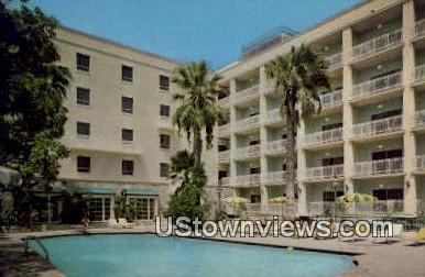 Menger Hotel - San Antonio, Texas TX Postcard