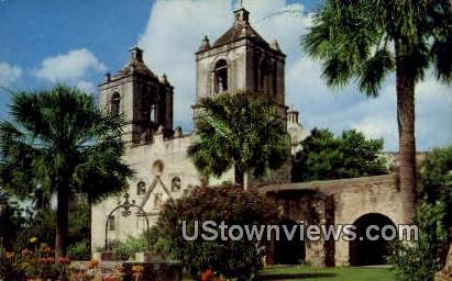 Misplaced Bravery - San Antonio, Texas TX Postcard