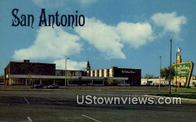 Holiday Inn - San Antonio, Texas TX Postcard