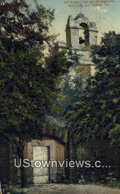 San Juan De Capistran, 1718 - San Antonio, Texas TX Postcard