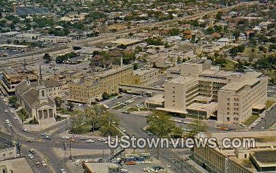 Baptist Memorial Hospital - San Antonio, Texas TX Postcard