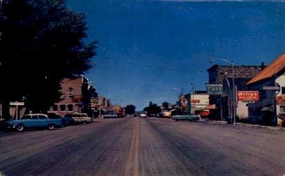 U.S. Highway 91 - Bever, Utah UT Postcard