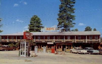Ruby's Inn - Bryce Canyon, Utah UT Postcard