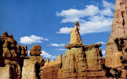 Queen Victoria - Bryce Canyon, Utah UT Postcard