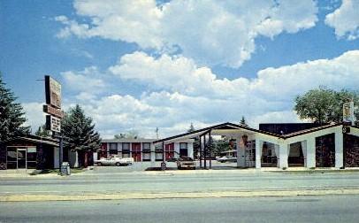 Hylander Motel - Herber City, Utah UT Postcard