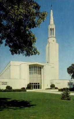 Ogden L.D.S. Tabernacle - Misc, Utah UT Postcard