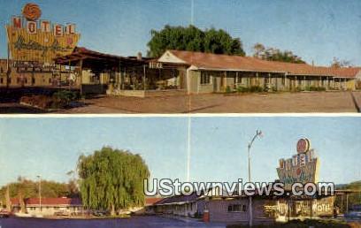 Motel Holiday Host - Richfield, Utah UT Postcard
