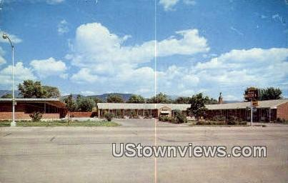 Paice Motel - Beaver, Utah UT Postcard
