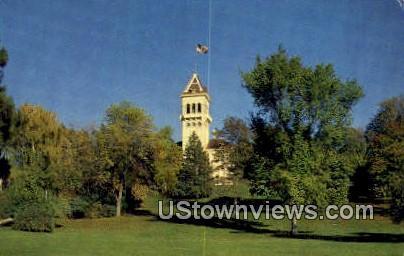 Old Main, Utah State University - Logan Postcard