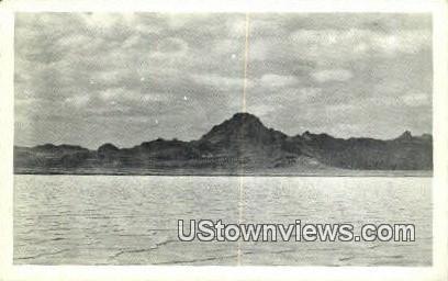 Bonneville Salt Beds - Salduro, Utah UT Postcard