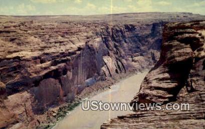 Glen Canyon - Kanab, Utah UT Postcard