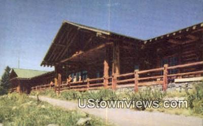 Fish Lake Lodge - Richfield, Utah UT Postcard