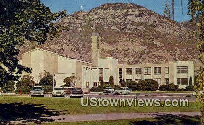 Joseph Smith Memorial Bldg - Provo, Utah UT Postcard