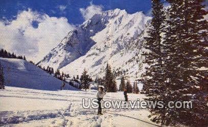 Alta, Utah     ;     Alta, UT Postcard