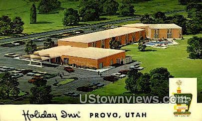 Holiday Inn - Provo, Utah UT Postcard